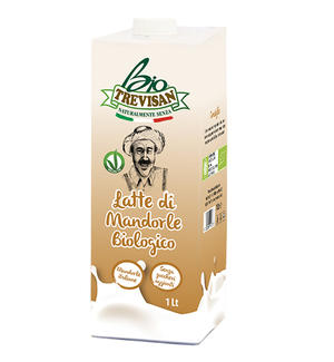 Latte di Mandorle Bio Trevisan 1 L