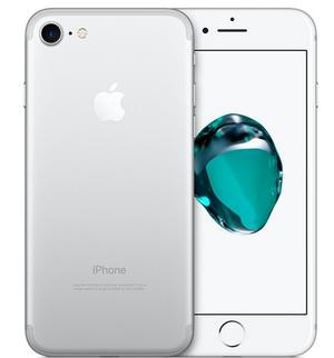 iPhone 7 128GB Silver Ricondizionato - GRADO A - Garanzia 1 anno
