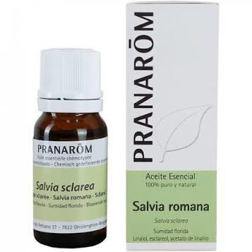 Salvia sclarea romana olio essenziale