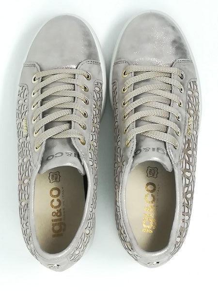 Sneaker Shirley Capra Perlata - Igi&Co