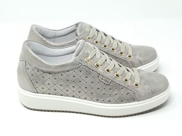 Sneaker Athena Capra Perlata - Igi&Co