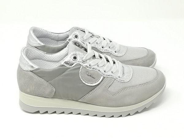 Sneaker Eden Scamosciata/Tela - Igi&Co