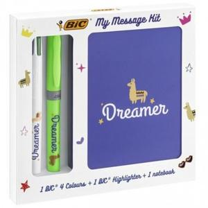 KIT DREAMER MY MESSAGE BIC
