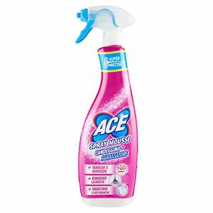 Ace Spray Mousse con Candeggina 650 ml