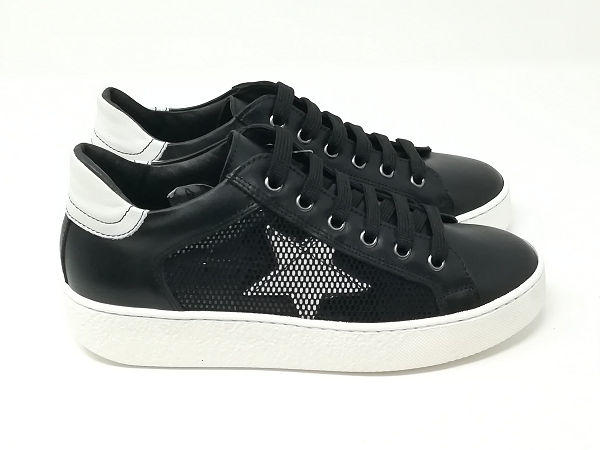 Sneaker Pelle/Stella  - Giorgio Perticari