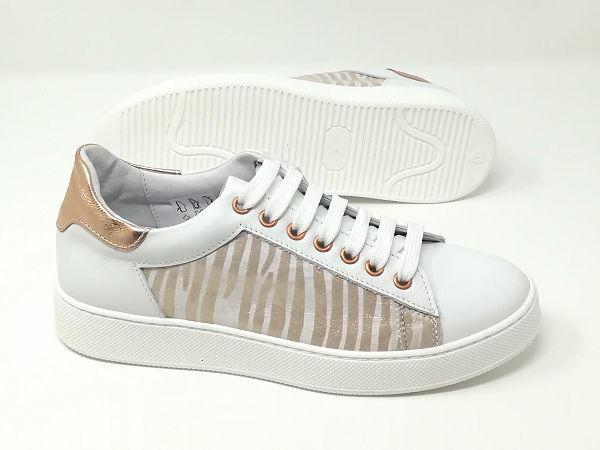 Sneaker Zebra/Laminato  - Giorgio Perticari
