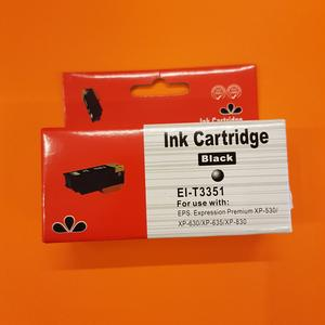 Cartuccia Epson ET-530  T3351 Nero alta capacità compatibile