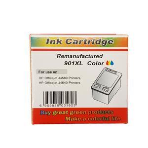 Cartuccia ink jet compatibile HP 901 xl colore ad alta capacità