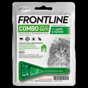 Frontline Combo per Gattini 1 Pipetta