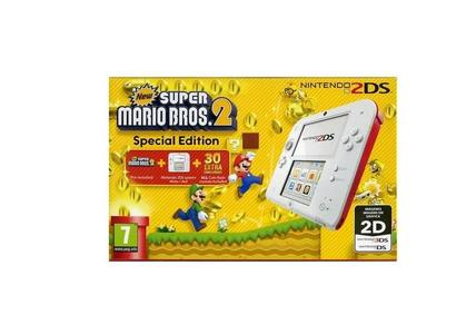 NINTENDO 2DS SUPER MARIO BROS.2