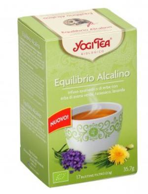 EQUILIBIO ALCALINO 37GR YOGITEA