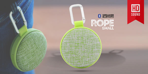 SPEAKER BLUETOOTH FONEX ROPE SMALL