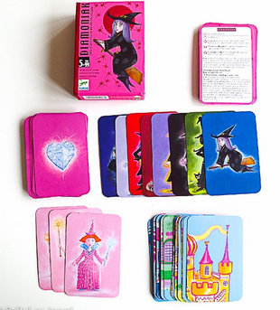 Diamoniak Gioco di carte
