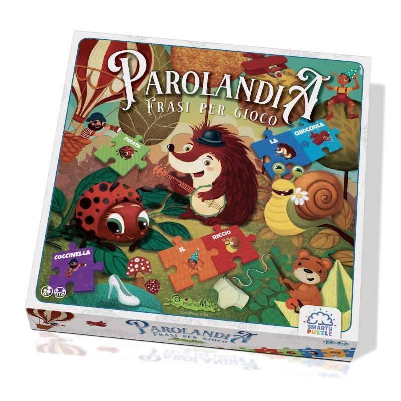 Parolandia Smarty Puzzle