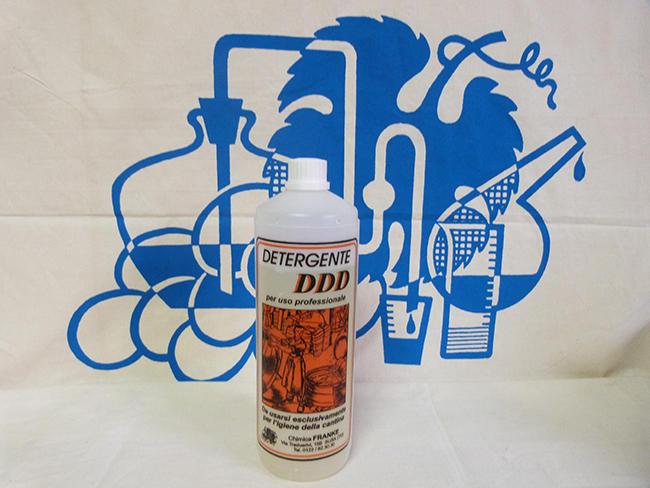 Detergente DDD Liquido 1 Kg