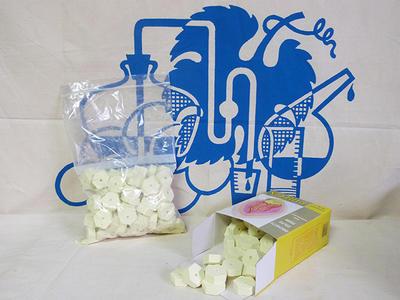 Dischetti di Zolfo Disponibile nei formati 100 gr - 1 Kg