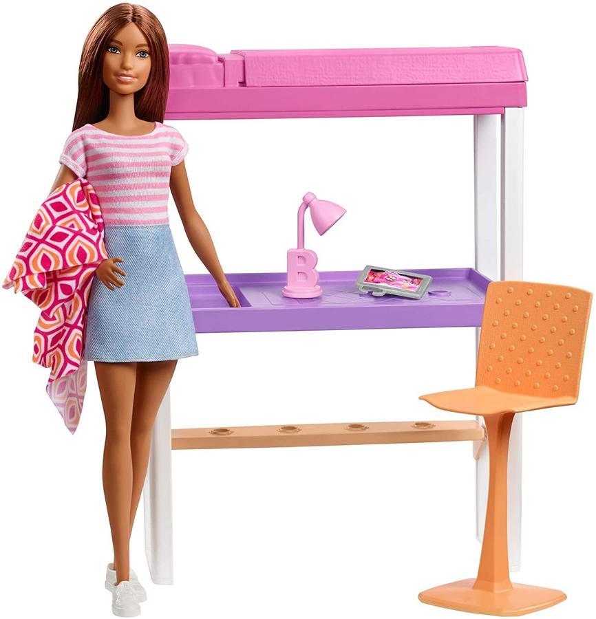 Barbie Set bambola e mobili - Mattel FXG52 - 3+ anni