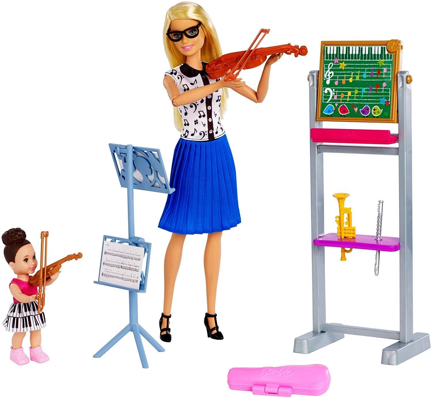 Barbie Insegnante Playset NUOVO