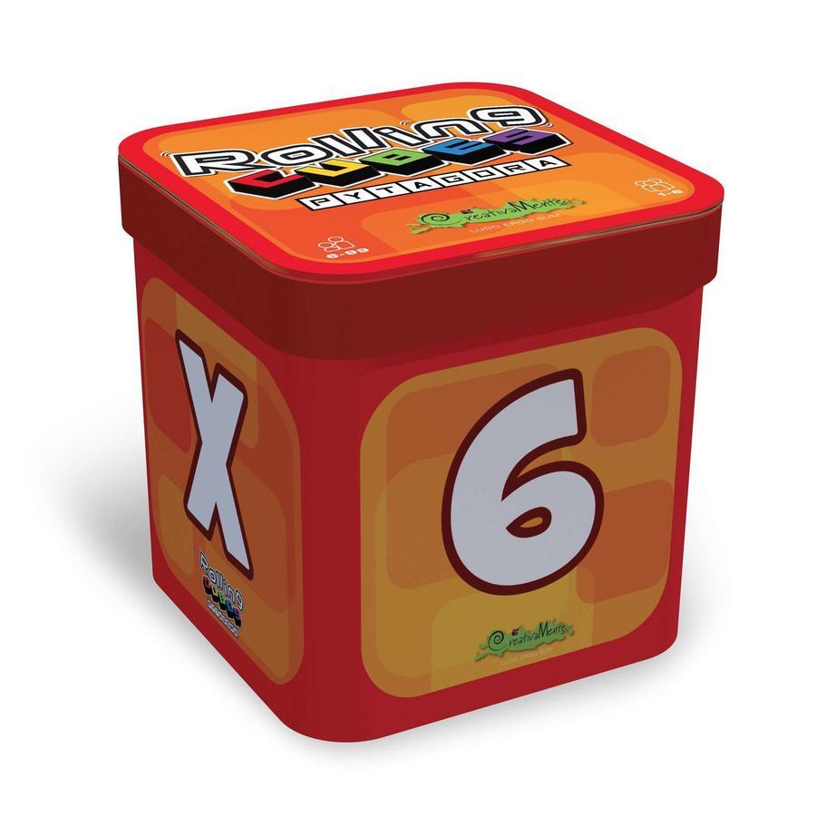Rolling Cubes Pytagora