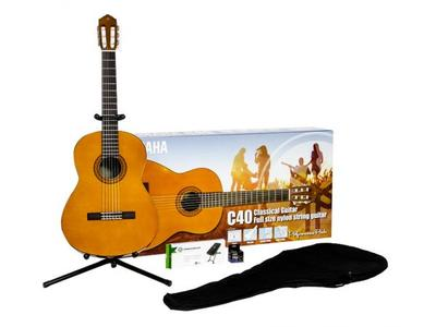 Chitarra YAMAHA C40 Performance Pack