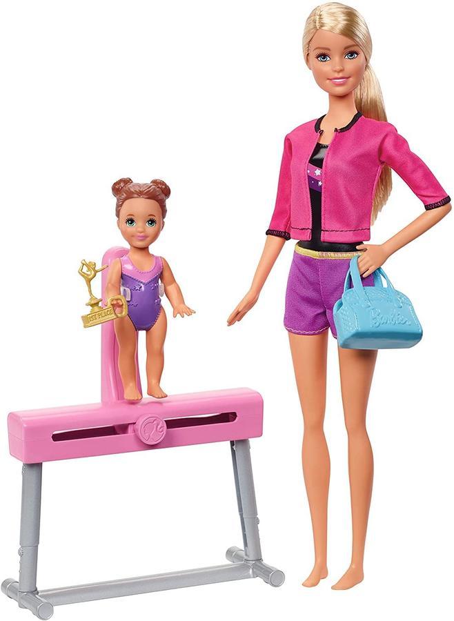 Barbie Set Insegnante di nuoto - Mattel FXP39 - 3+ anni