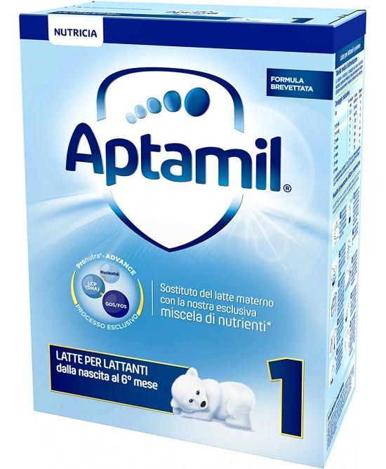 APTAMIL 1 Latte in polvere da 0 a 6 mesi