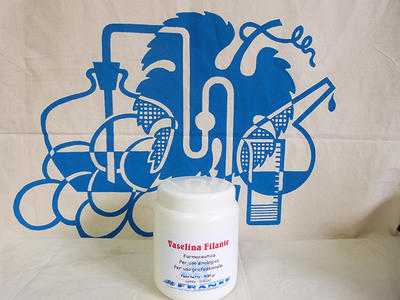 Vaselina Filante Farmaceutica 500 gr