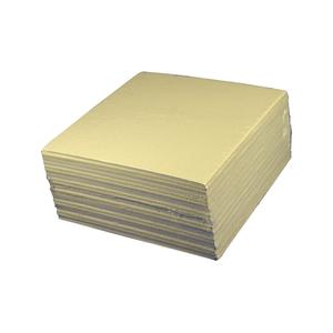 Filtro di Carta 20x20 cm Tipo 0 confezione da 25 pz