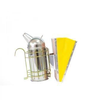 Affumicatore in Inox Ø 8cm con Protezione