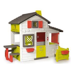 Casetta da giardino per bambini CASETTA AMICA 217x172x171cm 7600310209