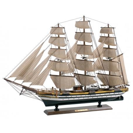 Modello dell'Amerigo Vespucci di Artesania Esteban - Mondo Nautica 24