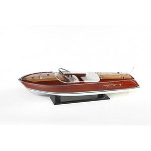 Modello di Motoscafo Italiano di Artesania Esteban - Mondo Nautica 24