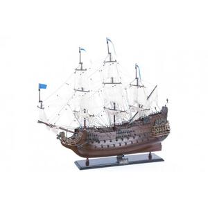 Modello del Soleil-Royal (1669) di Artesania Esteban - Mondo Nautica 24
