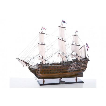 Riproduzione HMS Victory di Artesania Esteban - Mondo Nautica 24