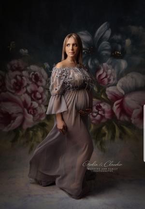 GIULIA Maternity dress