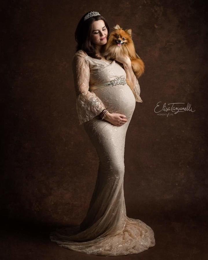DARIA Maternity Dress