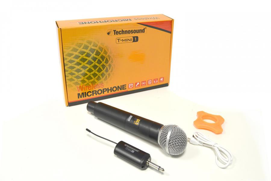 TMINI1 RADIOMICROFONO PER KARAOKE