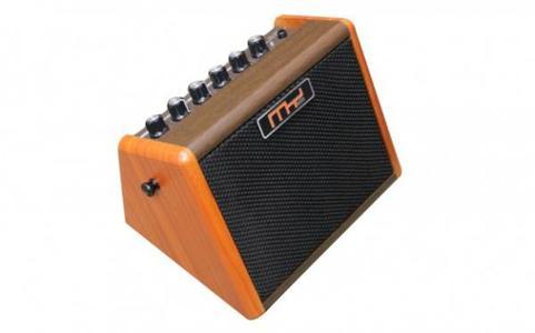 Amplificatore chitarra acustica My Audio Ac15 Bt a batteria