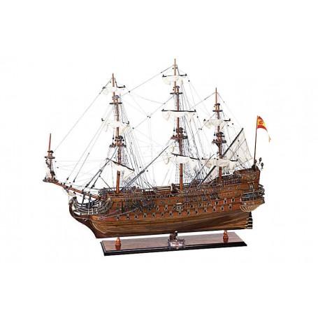 Modello del San Felipe di Artesania Esteban - Mondo Nautica 24