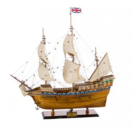 Modello del Galeone Mayflower di Artesania Esteban - Mondo Nautica 24
