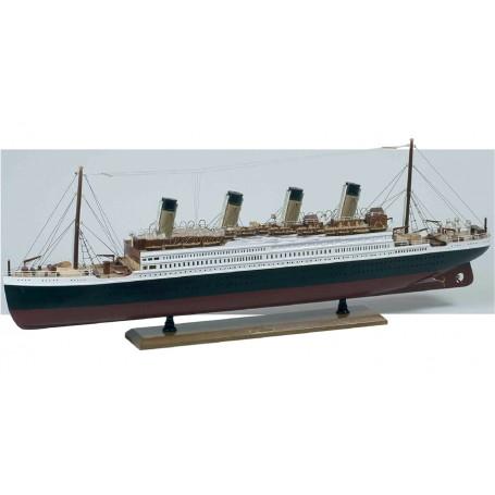 Modello del Titanic di Artesania Esteban - Mondo Nautica 24