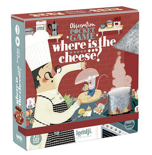 Where is the cheese? Pocket Game