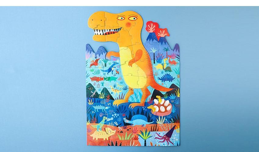 My T-Rex Puzzle