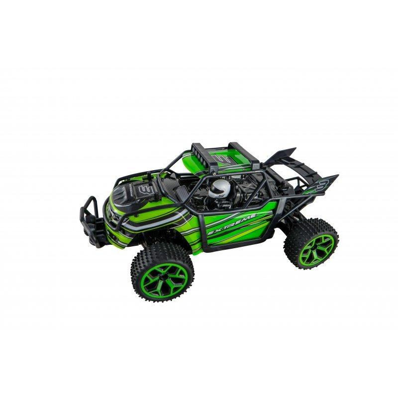 Auto rc Extreme Grass verde 1:18 - Siva 50240 - 8+ anni.