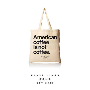 Elvis Lives Shopper Coffee