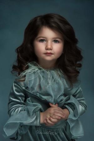 ZOE Baby girl dress