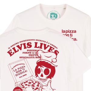 Elvis Lives Pizza