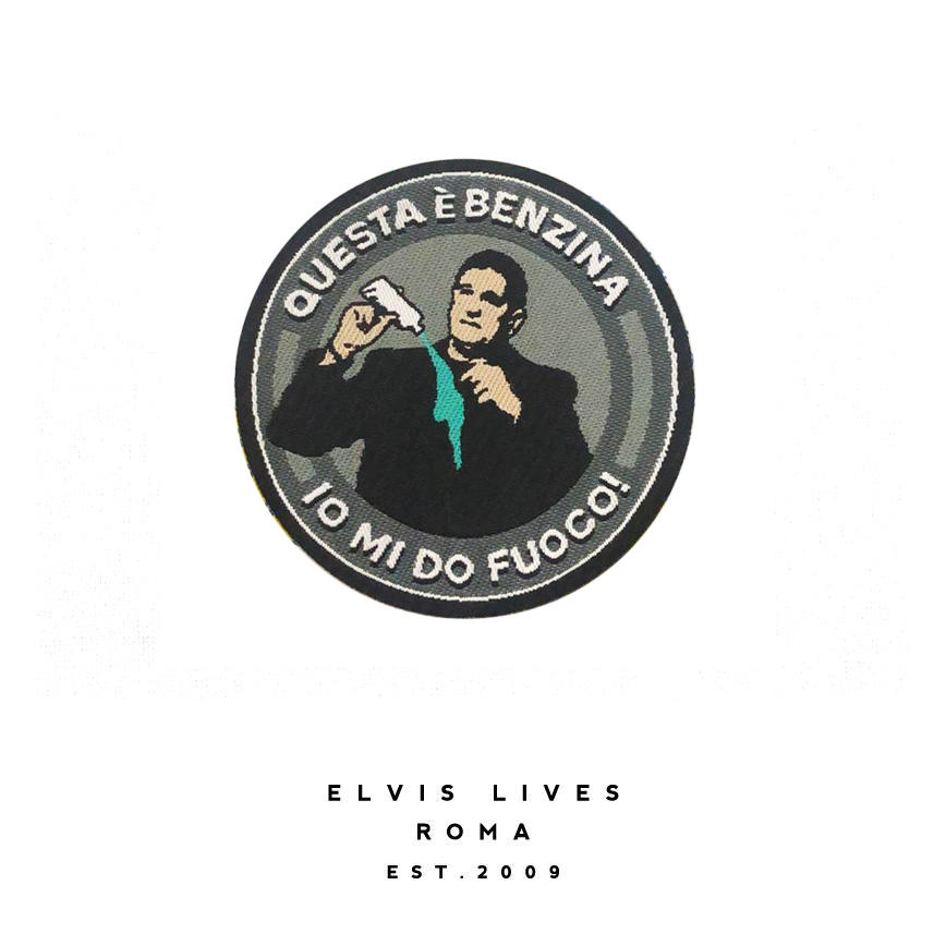 Elvis Lives Toppa - Benzina