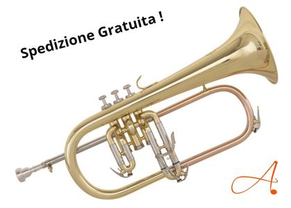 Flicorno Soprano GRASSI GR SSFLH570