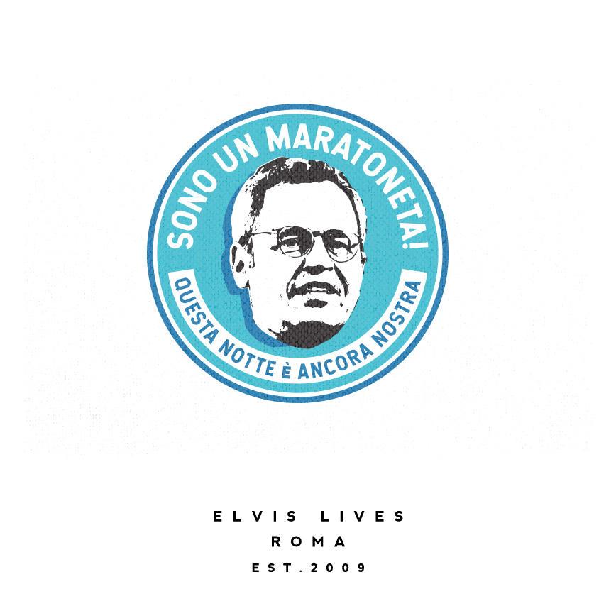 Elvis Lives Toppa - Maratona